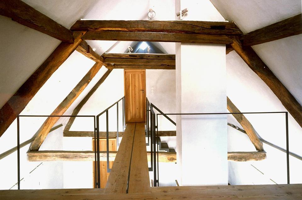 Dachgeschoss Aufarbeitung